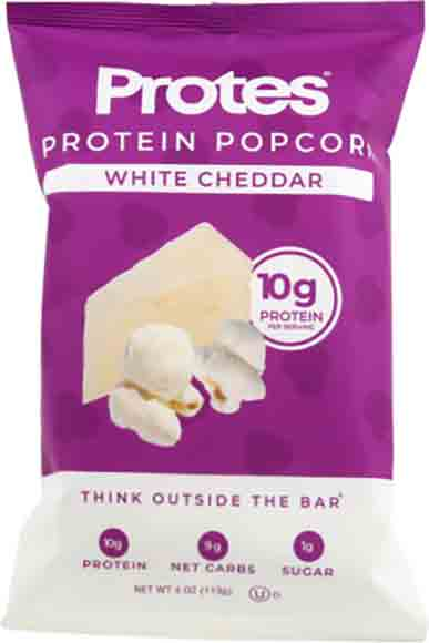 Protes Protein White Cheddar Popcorn