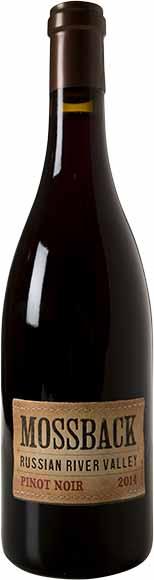 Mossback Russian River Pinot Noir