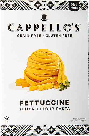 Cappello's Pasta, Pizza, Pizza Crust or Cookie Dough