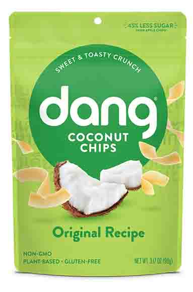 Dang Toasted Coconut Chip Original
