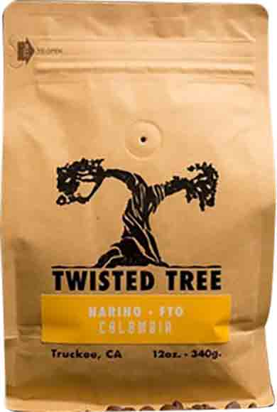 Twisted Tree Organic Coffee