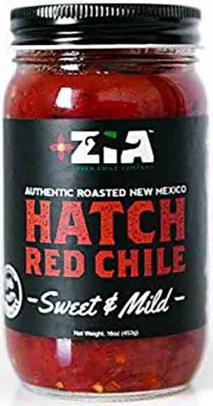 Zia Hatch ChileSalsa
