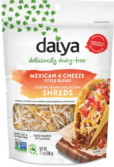 Daiya Dairy-Free Shredded Cheese