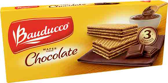 Bauducco Wafer Cookies