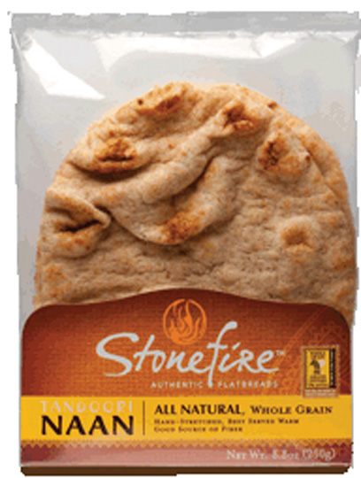 Stonefire Naan Bread