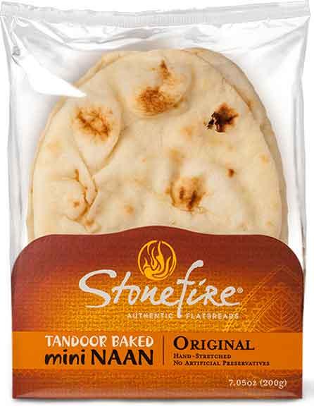 Stonefire Naan Bread