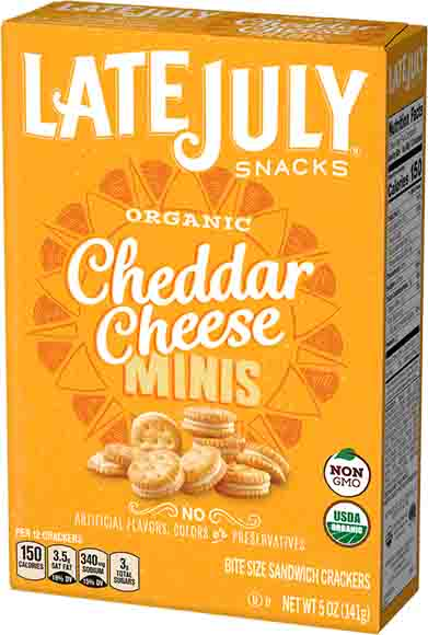 Late July Mini Crackers