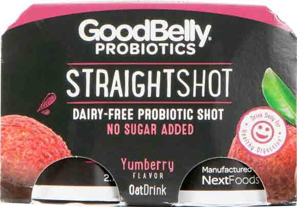 GoodBelly StraightShots