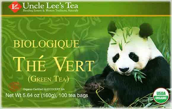 Uncle Lee's Organic Tea