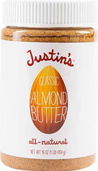 Justin's Almond or Hazelnut Butter
