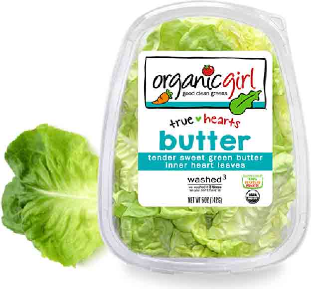 Organic Girl Lettuce