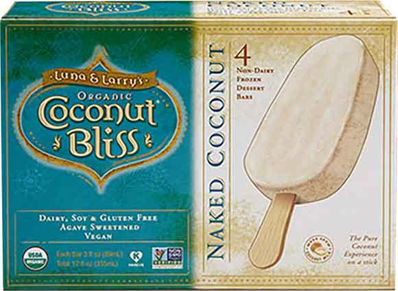 Coconut Bliss Dark Chocolate Bars