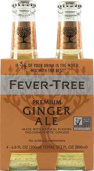 Fever-Tree Mixers 4-Packs