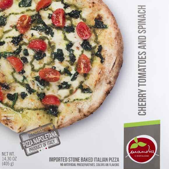 Mandia Pizzas