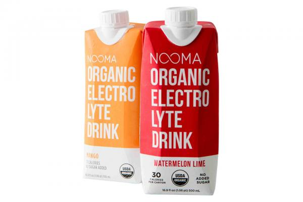 Nooma Organic Electrolyte Drinks