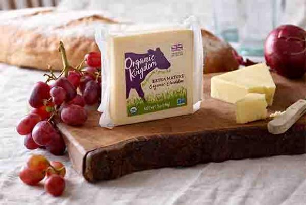 Organic Extra Mature Cheddar