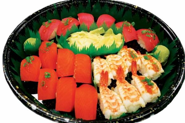 Nagano Sushi Platter