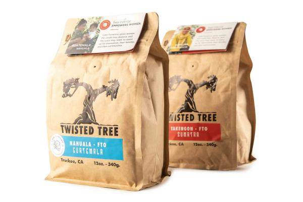 Twisted Tree Organic Coffee