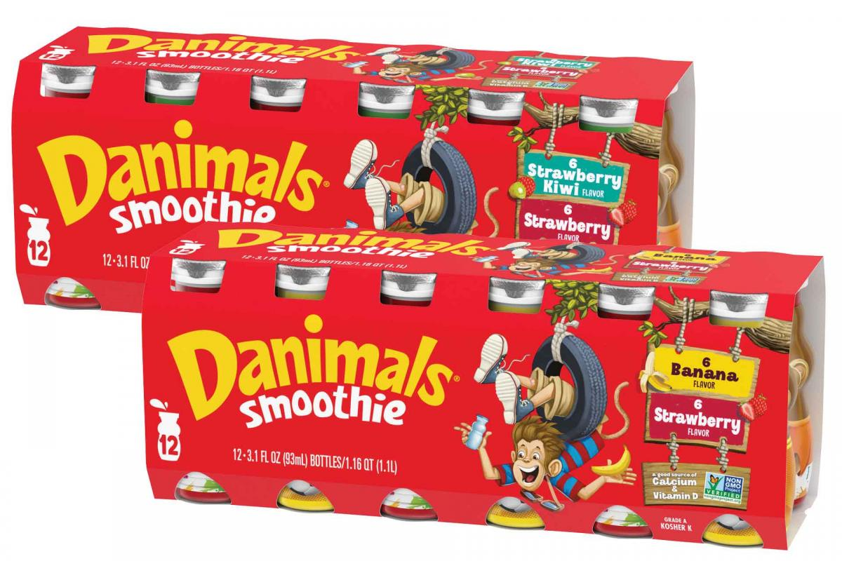 Danimals Smoothie VarietyPacks