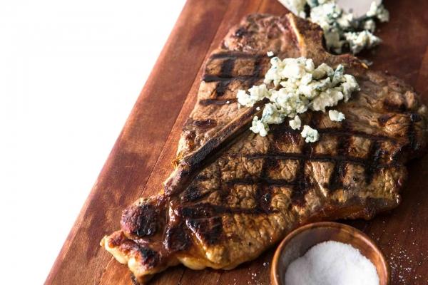 Premium Angus Beef T-Bone Steaks