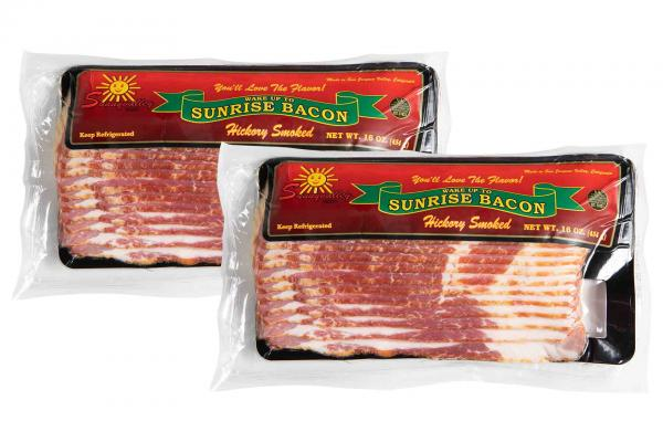 Sunnyvalley Hickory Smoked Bacon