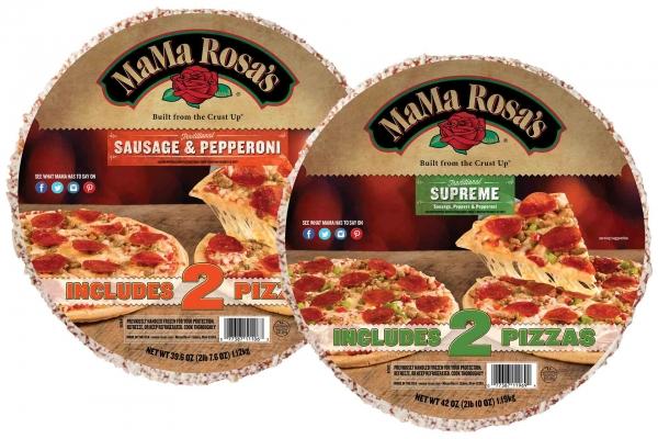 Mama Rosa's Pizzas