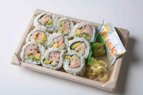 California Shrimp Roll