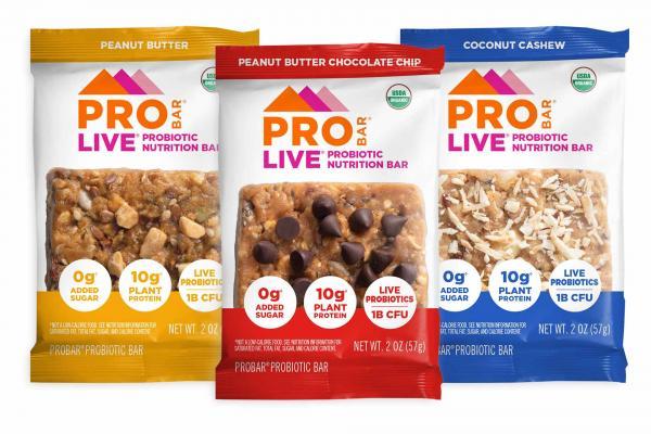PROBAR LIVE Nutrition Bars
