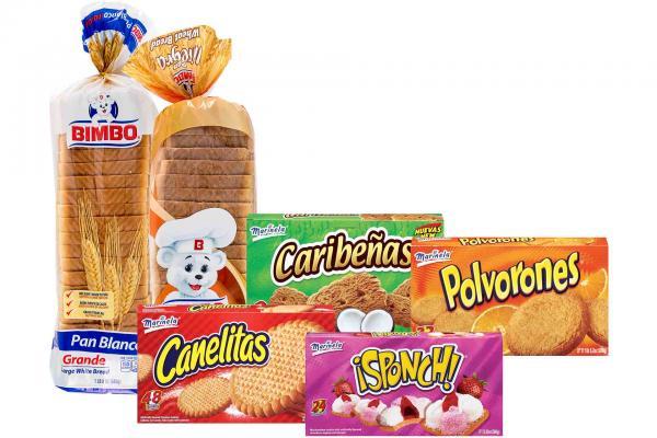 Bimbo Bread or Marinela Cookies
