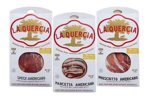 La Quercia Cured Meats