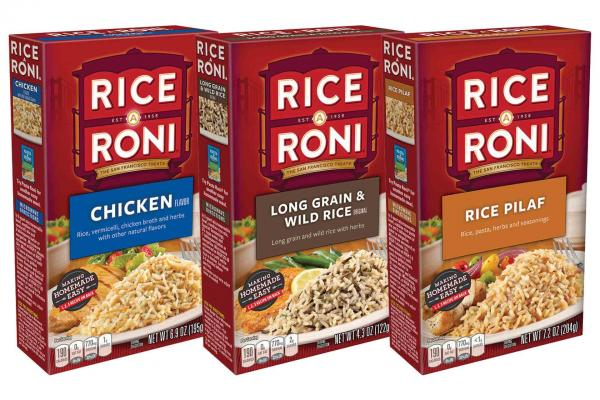 Rice-A-Roni Rice Sides