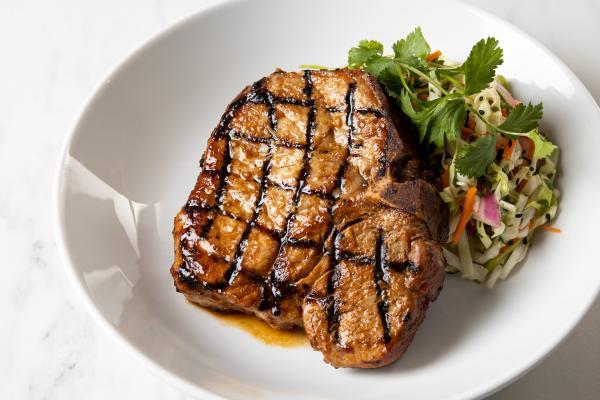 Bone-In Center Cut Pork Loin Chops