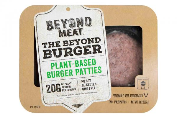 Plant-Based Burger Patties