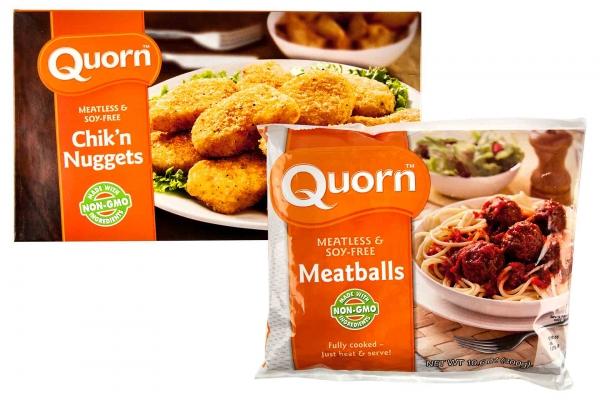 Quorn Meatless Entrées