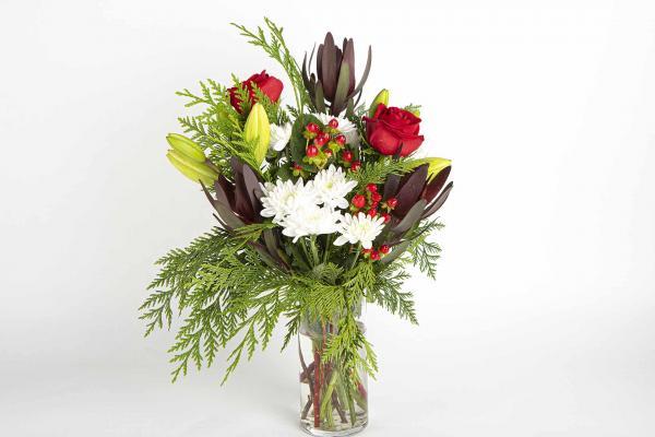 Crafty Christmas Bouquet
