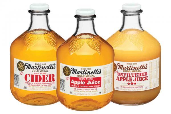 Martinelli's Apple Cider Or Apple Juice