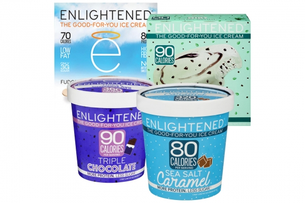 Enlightened Ice Cream or Bars