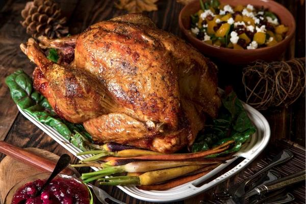 Fresh Free Range Turkeys