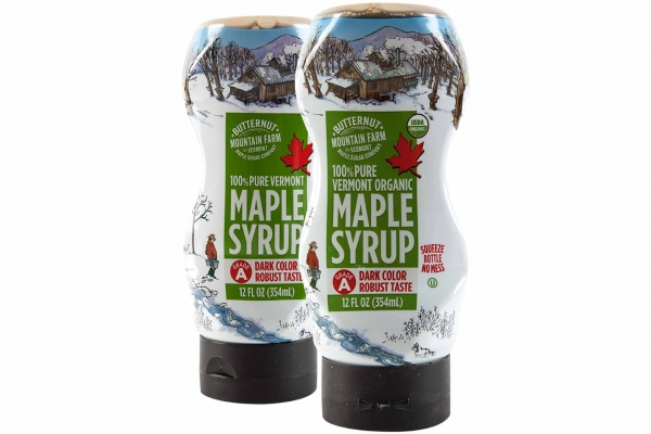 Butternut Mountain Farm Organic Maple Syrup