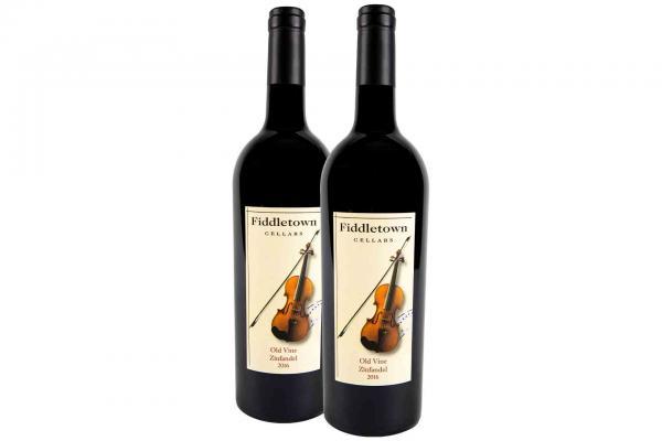 Fiddletown Old Vine Zinfandel