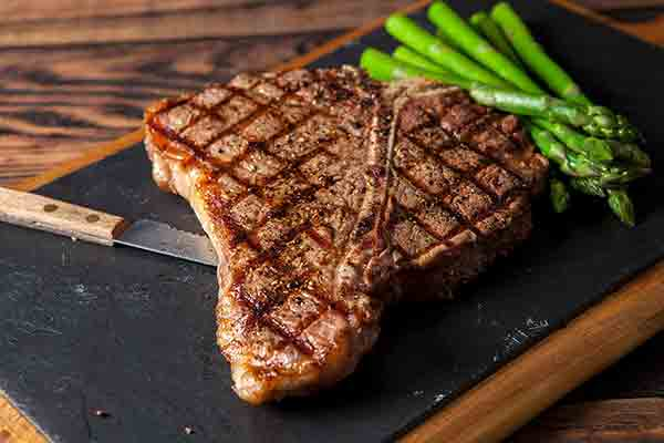 Beef T-Bone Steaks