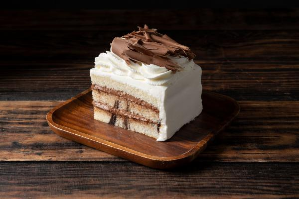 Marble Mousse Cake Square