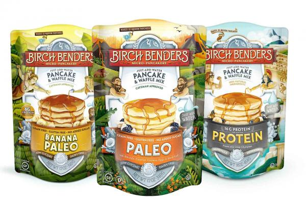 Birch Benders Pancake And Waffle Mixes