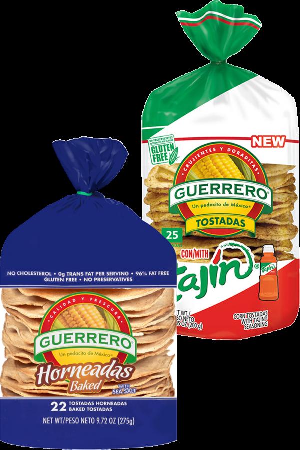 Guerrero Tostadas