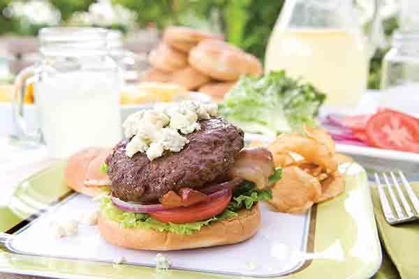 Fresh Extra-Lean Ground Beef