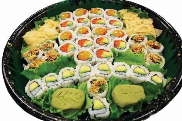 Kobe Sushi Platter