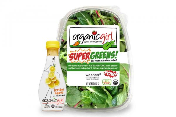 Organic Girl Salad Dressings