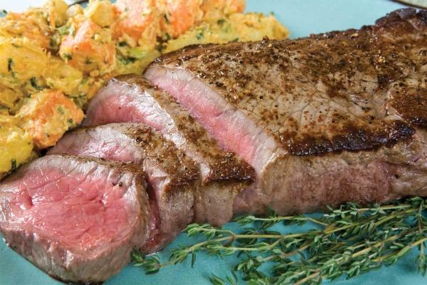 Beef London Broil, Top Round Steaks or Stew Meat