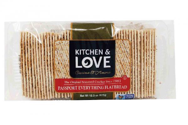 Kitchen & Love Flatbreads