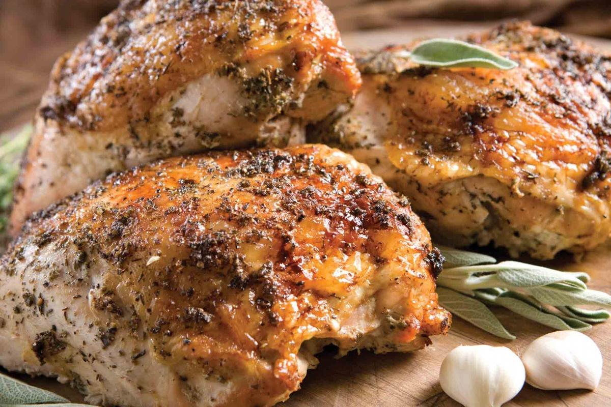 Chef-Prepared Turkey Breast
